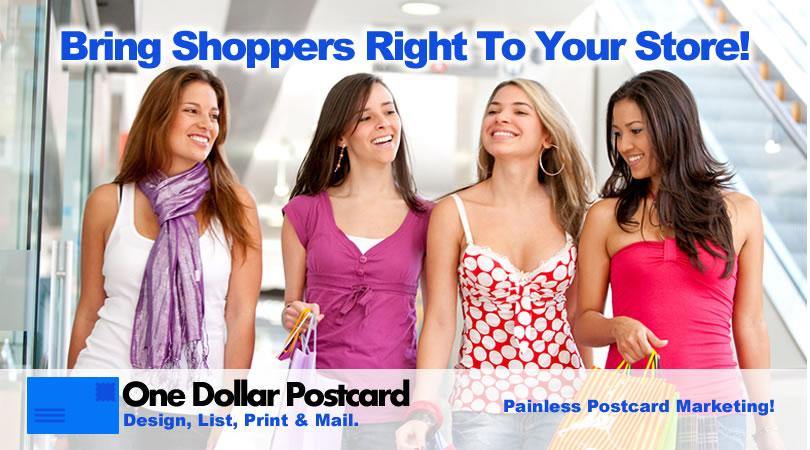 One Dollar Postcard Deal